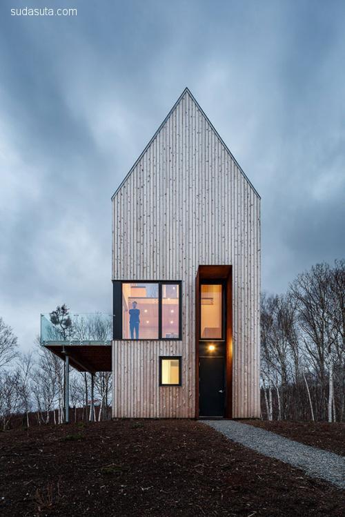 Modern Cabin 建筑设计欣赏