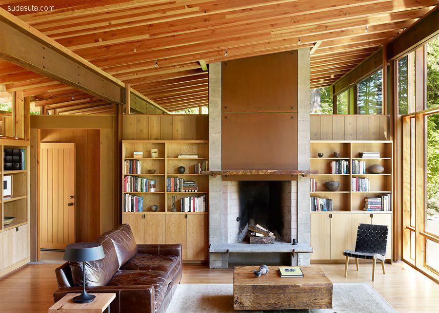 Newberg Residence 建筑设计欣赏