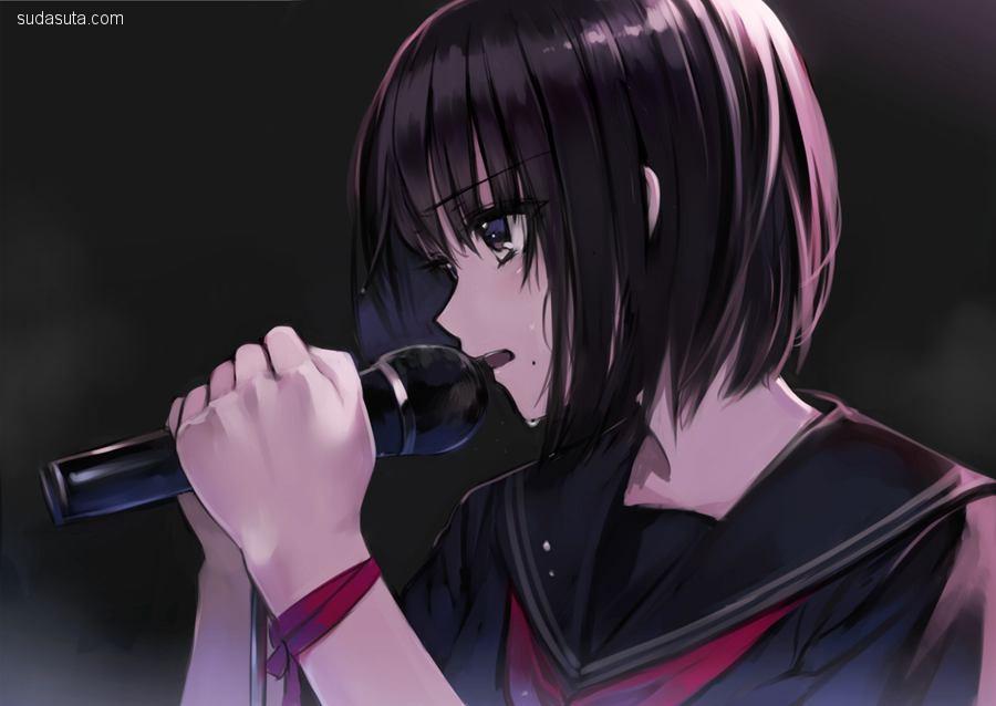 おきつぐ(Okitsugu) 少女漫画CG欣赏