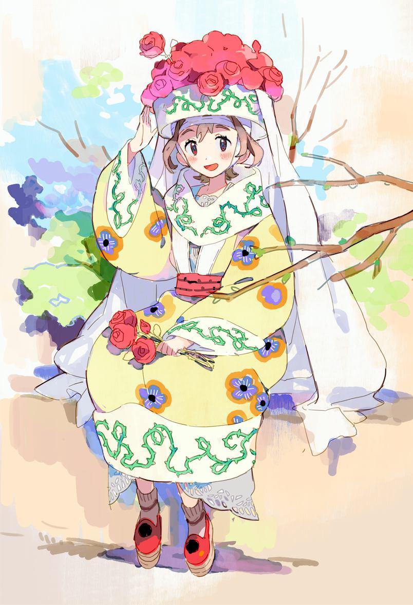 POO/ぷー 卡通造型设计欣赏