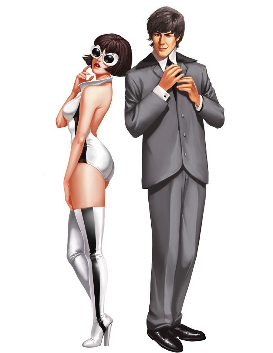 Rogie Custodio 概念插画欣赏