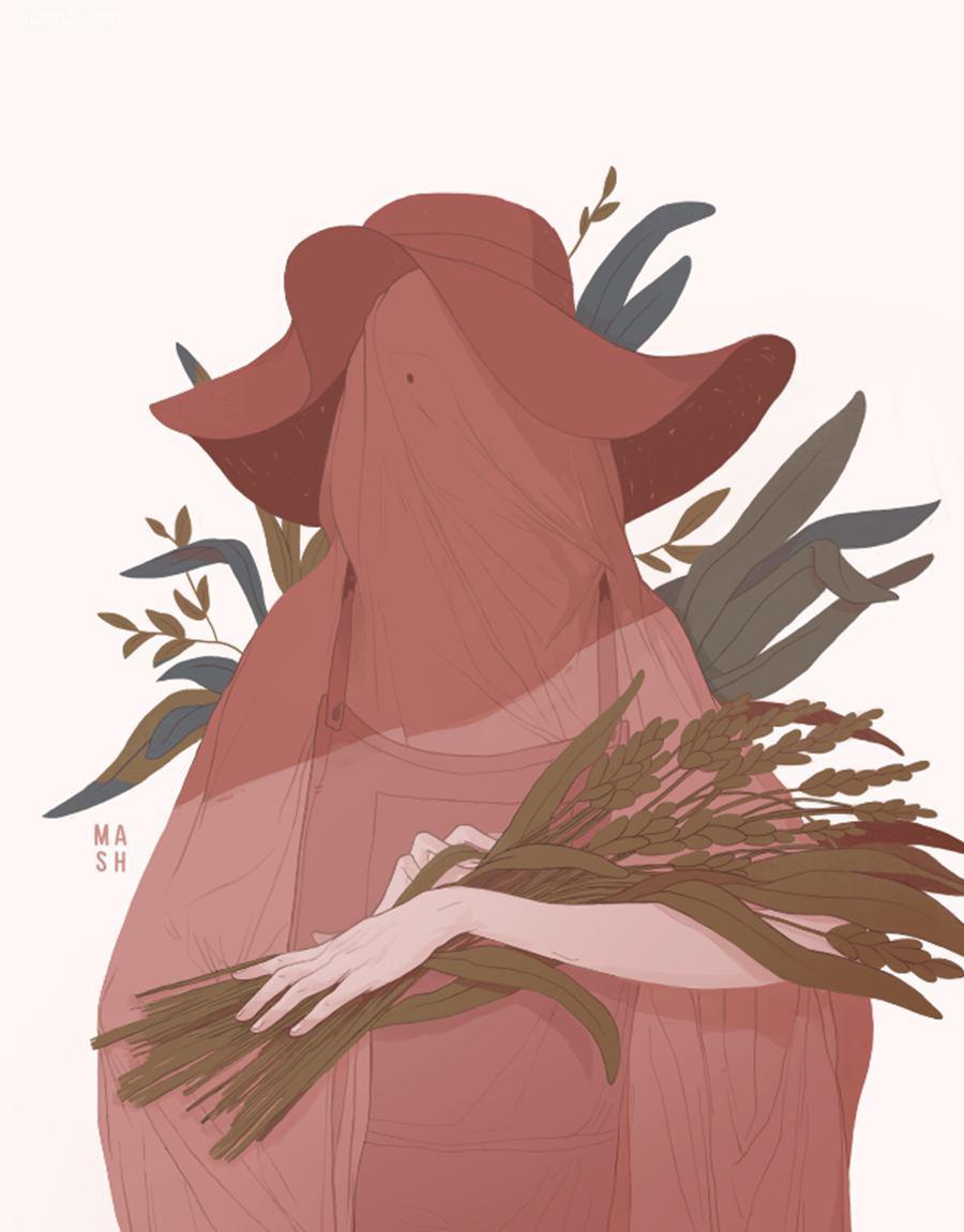 Samantha Mash 个性插画欣赏