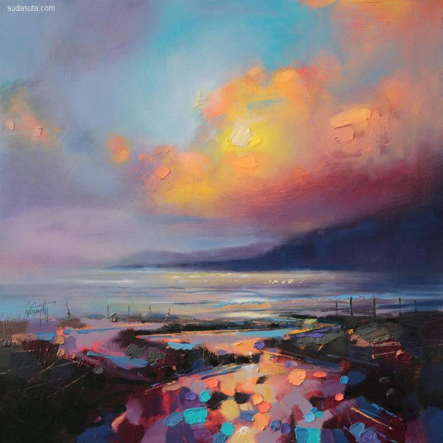 Scott Naismith 油画作品欣赏