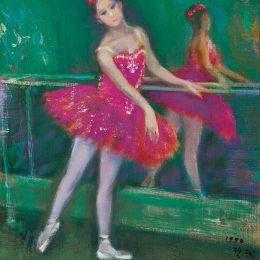 沈哲哉/Shen Che Tsai 舞蹈与绘画