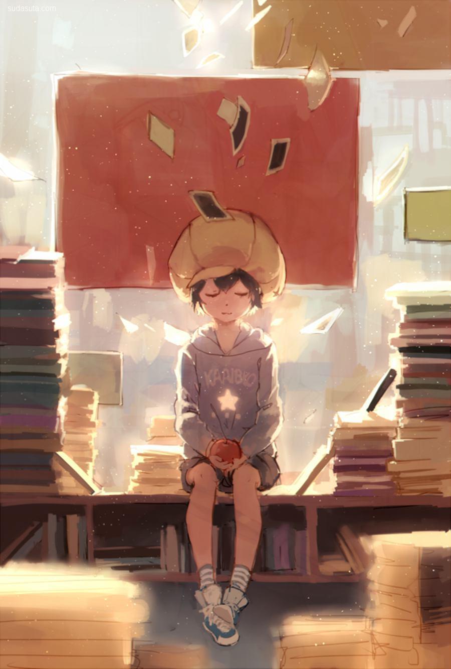 Spencer-sais 少女漫画欣赏