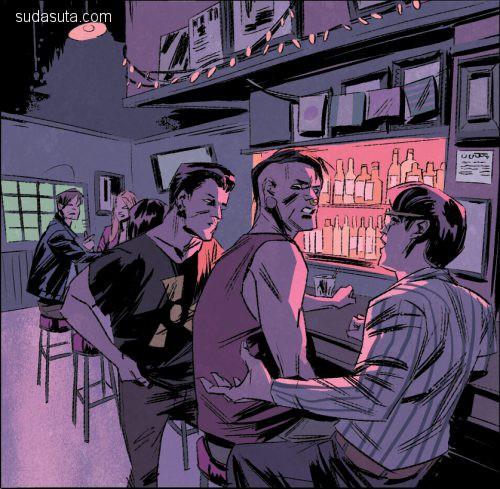 Toni Infante 卡通作品欣赏