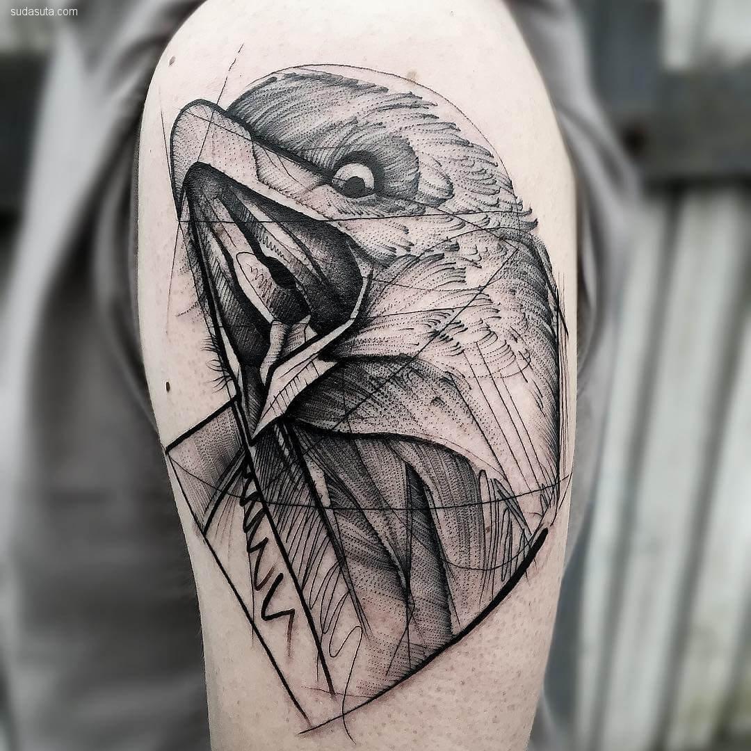 纹身艺术家 Frank Carrilho