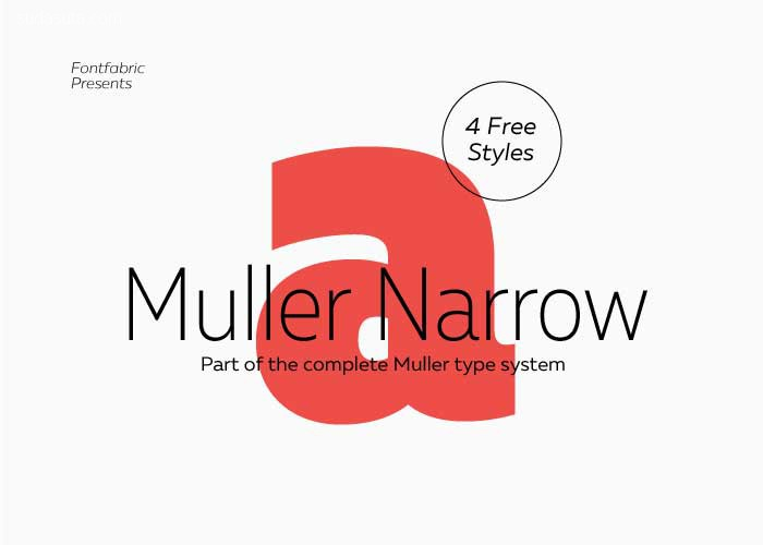 25个免费的标题字体下载