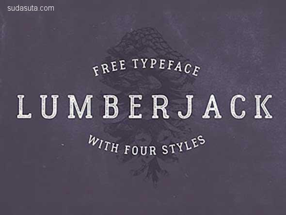 20个免费的标题字体下载