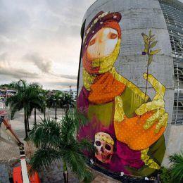 INTI 城市艺术欣赏