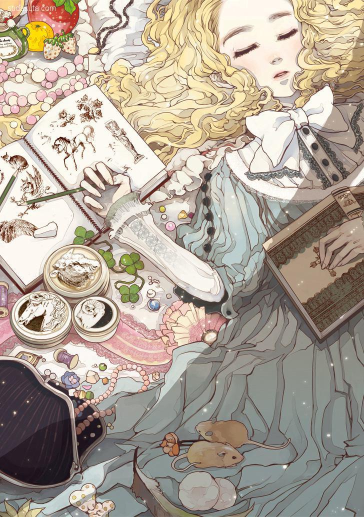 isuZu 漫画CG欣赏