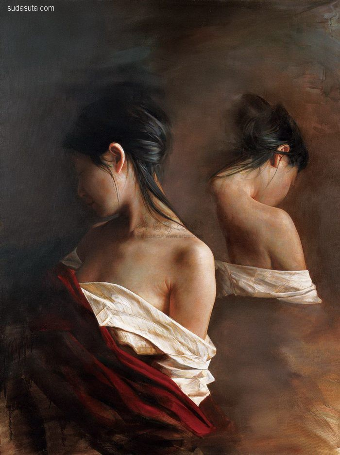 刘元寿 绘画艺术欣赏
