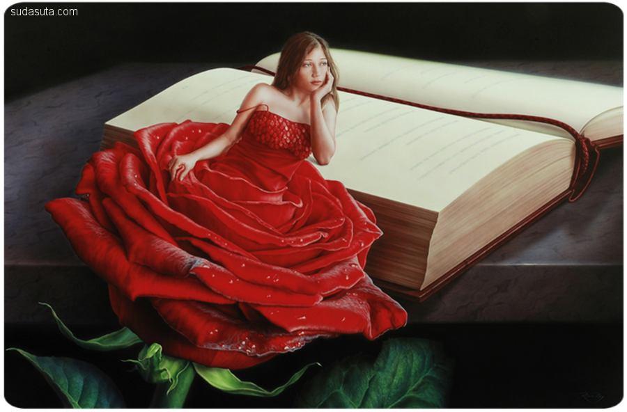 Lluís Rizzo Rey 绘画艺术欣赏