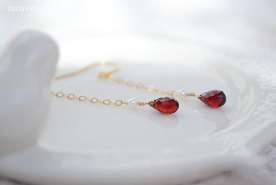 珠宝设计品牌 MimisGarden/蜜蜜的花园