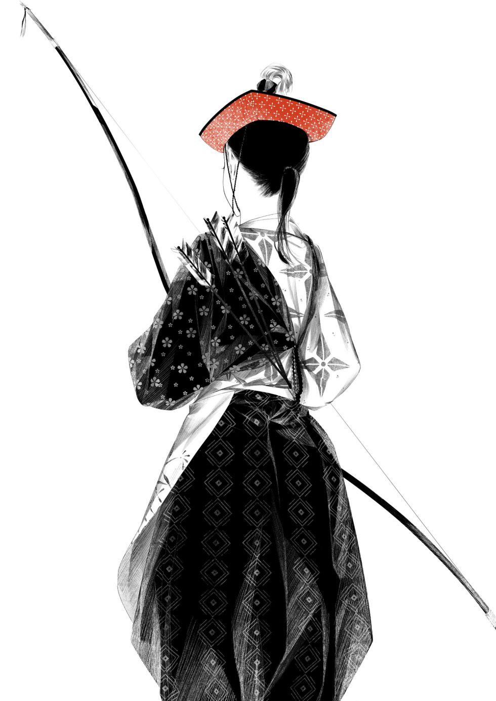 东京插画家 爽々