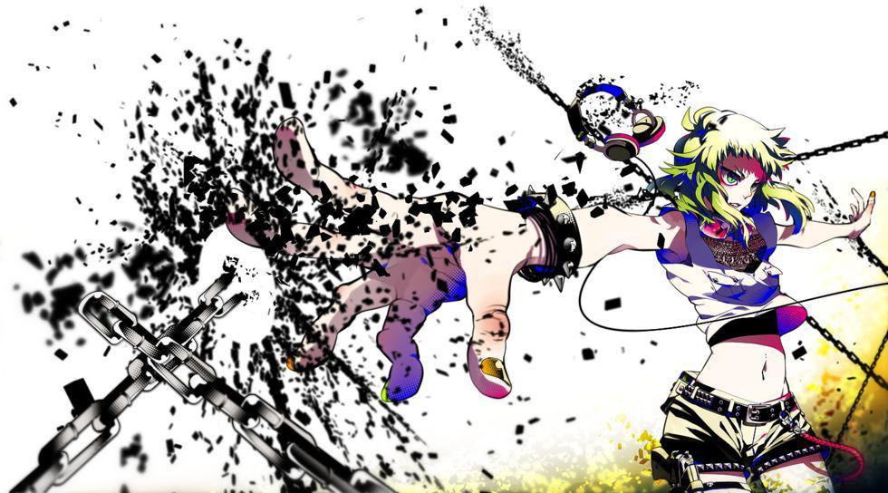 秋赤音 摇滚与少女漫画