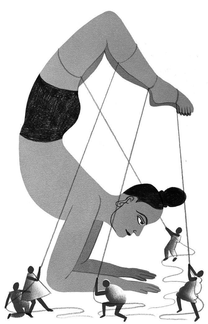 Eleanor Taylor 插图设计欣赏