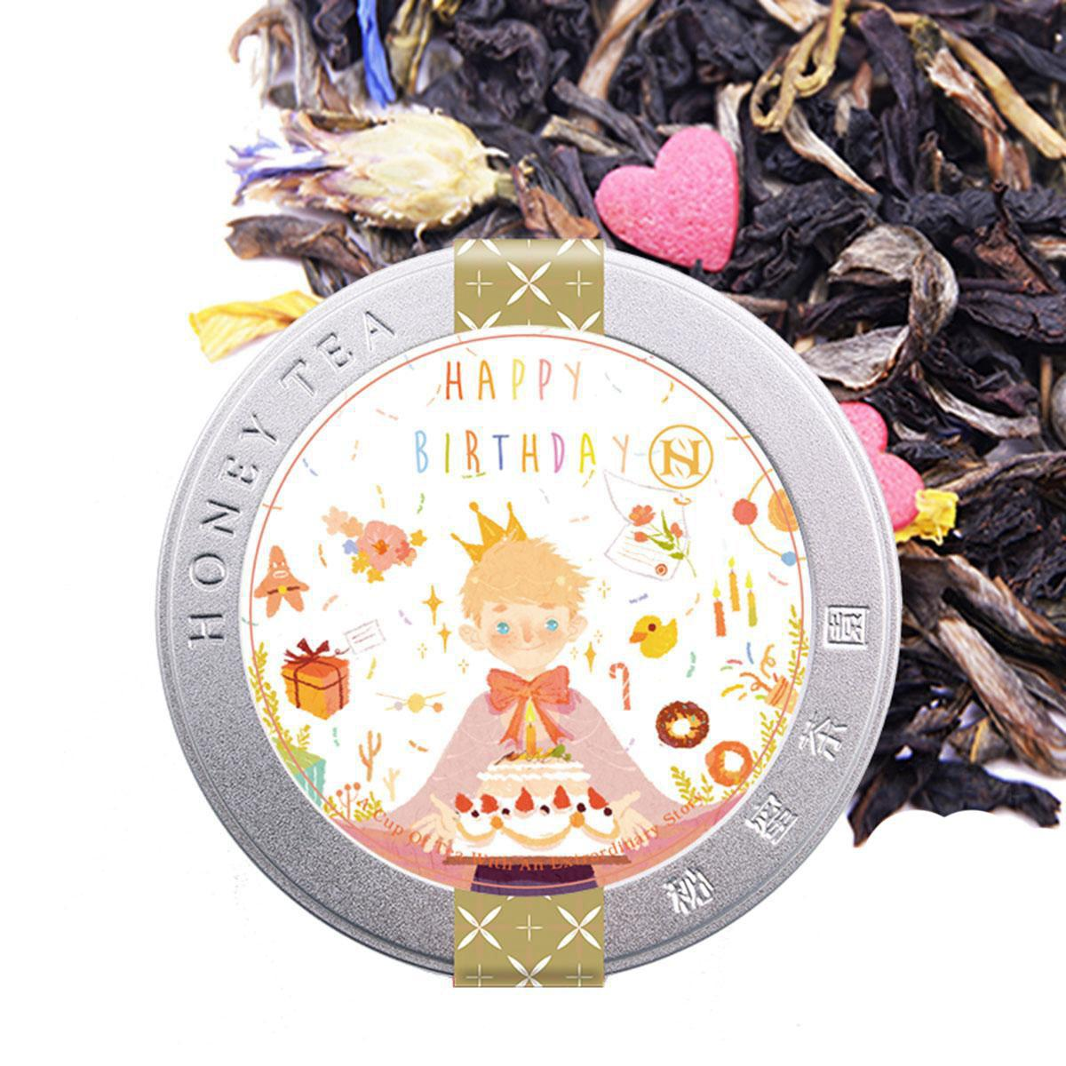 独立设计品牌 秘蜜茶园HoneyTea