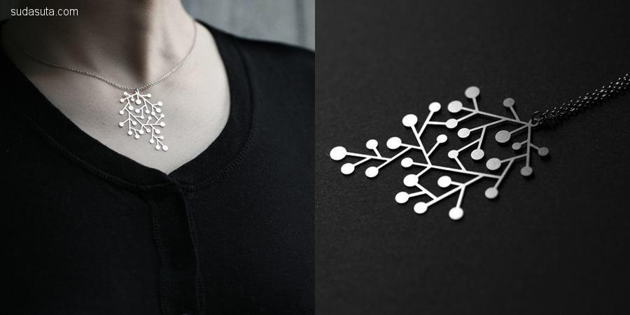 台湾首饰设计品牌 Moorigin
