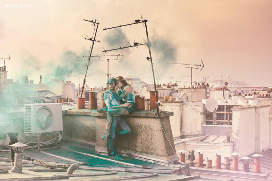 Pierre Baëlen 人像摄影欣赏