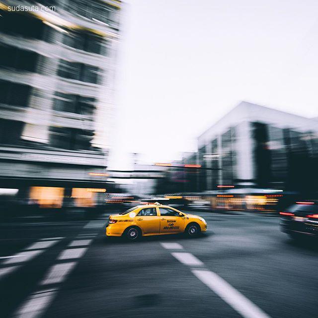 Staysinspired 充满色彩的城市摄影