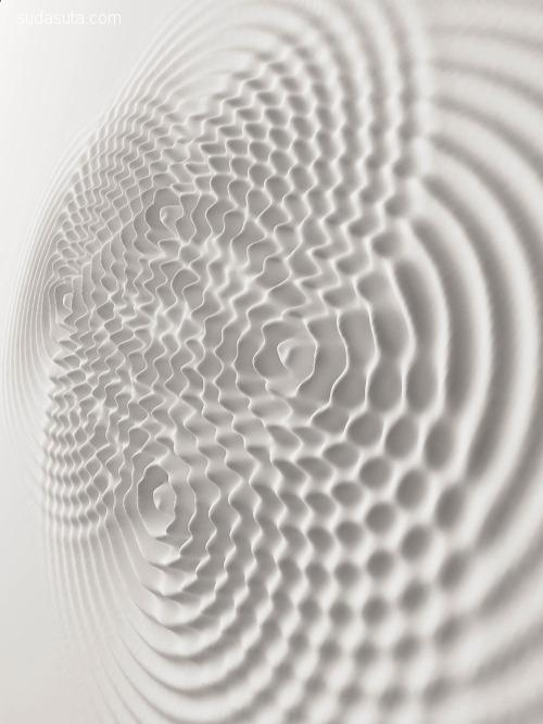 Loris Checchini 浮雕艺术欣赏