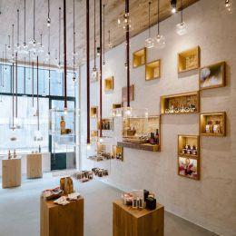 La Melguiza 店铺设计欣赏