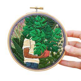 Sarah K. Benning 刺绣的艺术