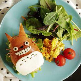品味日本的卡通美食