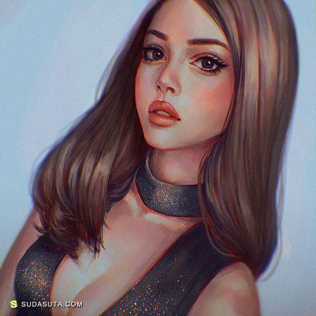 Abigail Diaz 概念插画欣赏