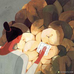 Cinyee Chiu 绘画艺术欣赏