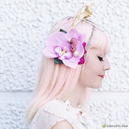 粉红色女生 Danielle
