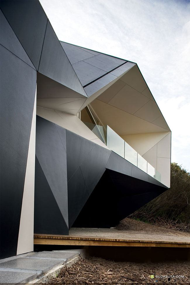 Klein Bottle House 建筑设计欣赏