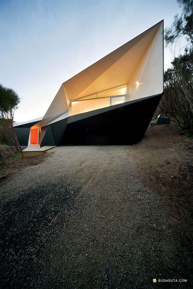 Klein Bottle House 建筑设计欣赏
