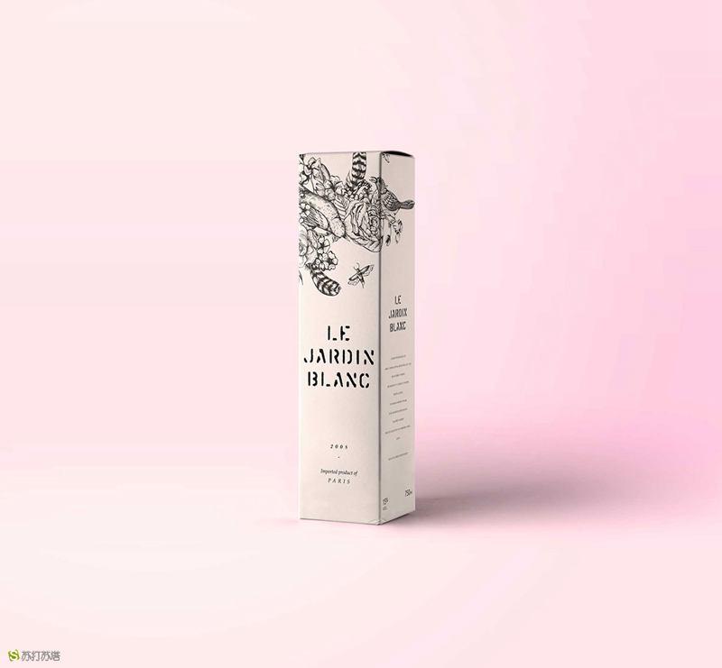 Le Jardin 包装设计欣赏