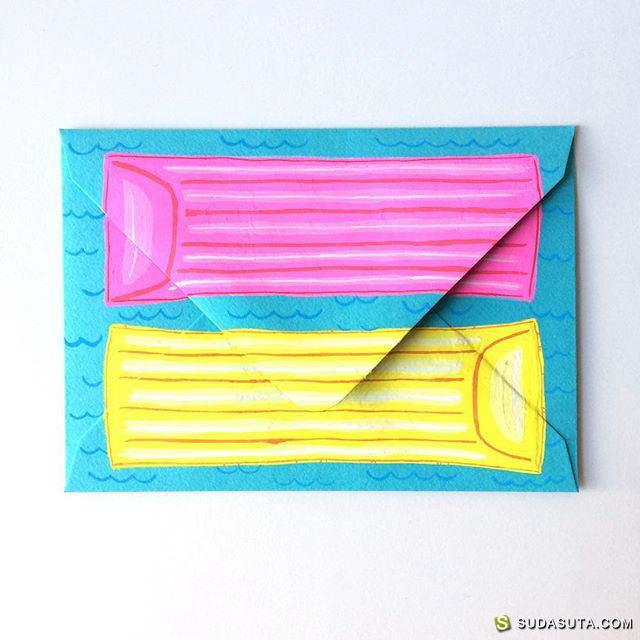 Lucy Halcomb 的色彩魔法