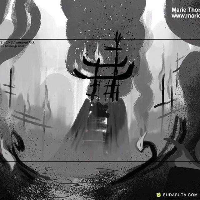 Marie Thorhauge 卡通造型设计欣赏