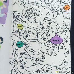 Megan Nicole Dong 有趣的手绘漫画