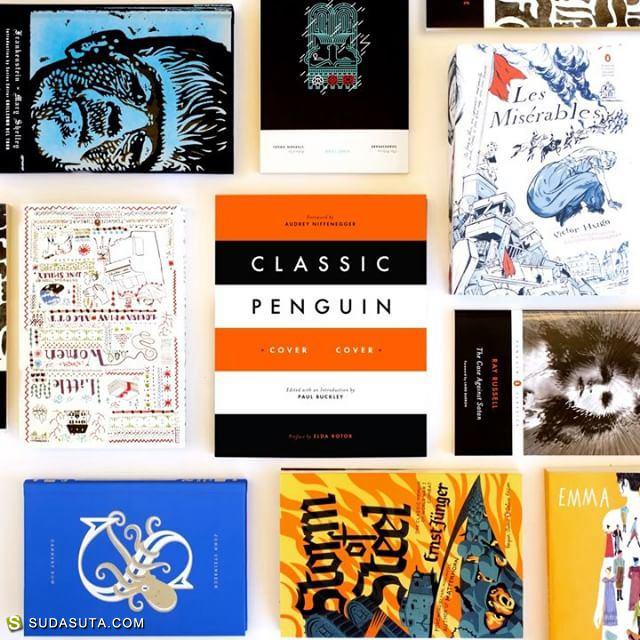 Penguin Art Group 书籍封面设计欣赏