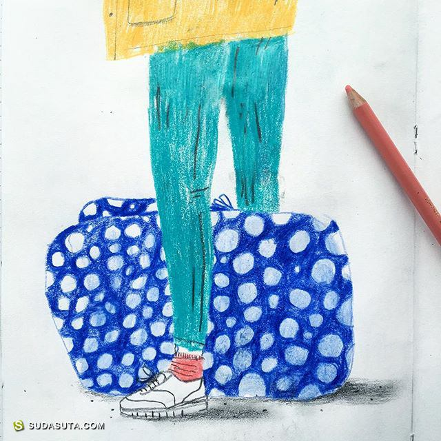 Robert Sae-Heng 涂鸦本子