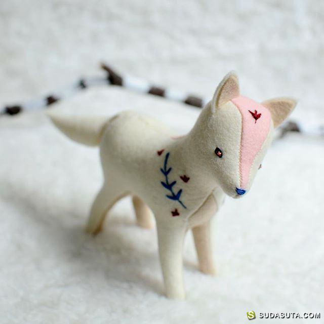 Sabina 温暖可爱的儿童手工玩具