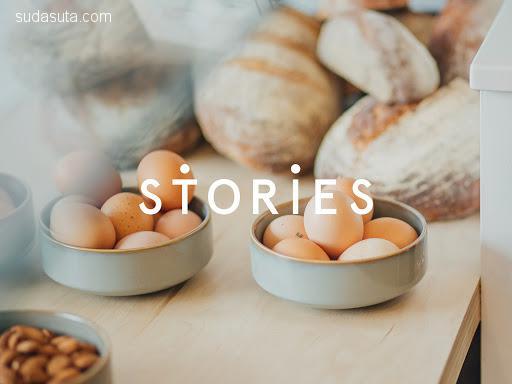 Stories 品牌设计欣赏