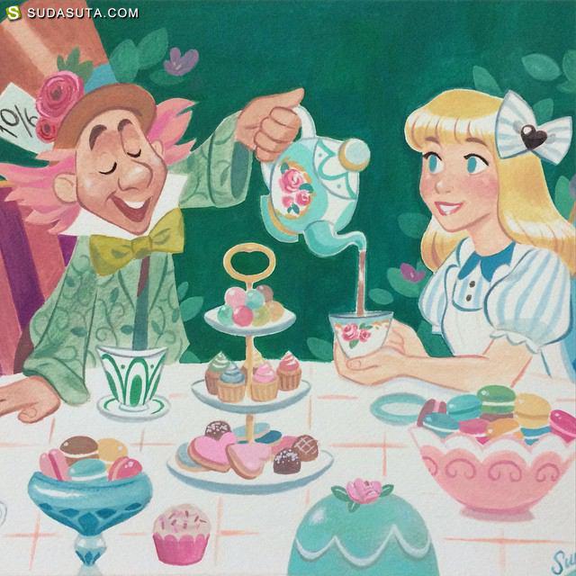 Sunmee Joh 迪士尼公主