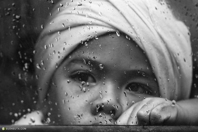 abi Danial 黑白人像摄影欣赏