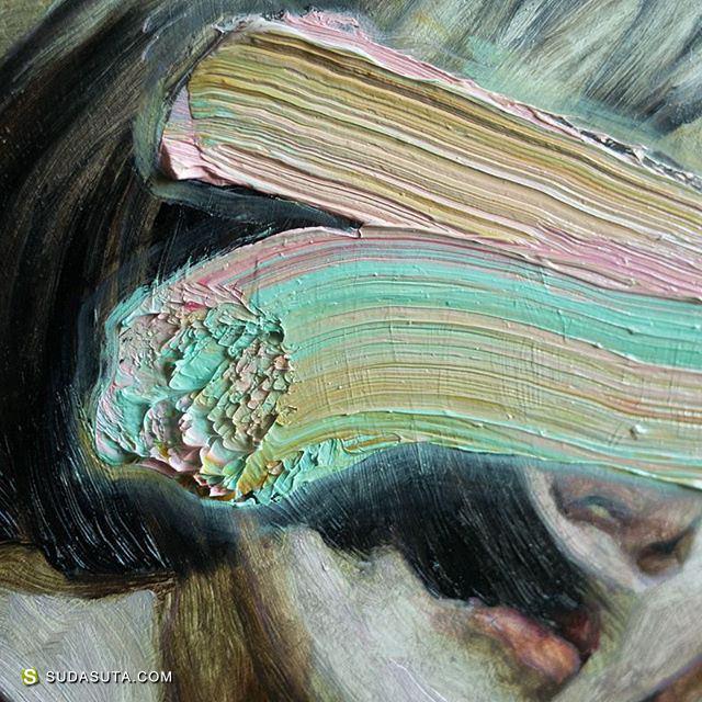 艺术家 Hélène Delmaire
