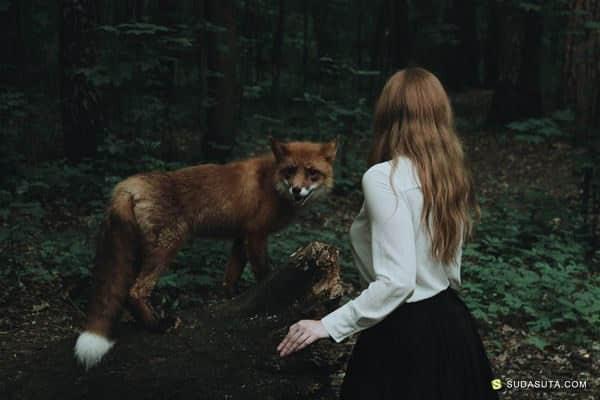 俄罗斯摄影师 Alina Autumn
