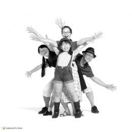 Bruce Osborn 幽默有趣的家庭摄影