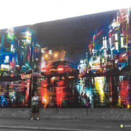 Dan Kitchener 街头涂鸦