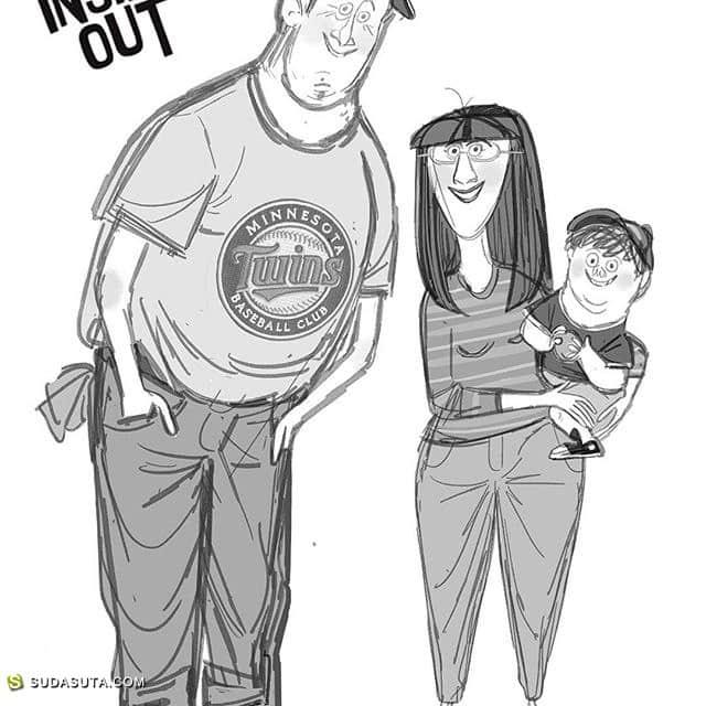 Deanna Marsigliese 卡通造型设计欣赏