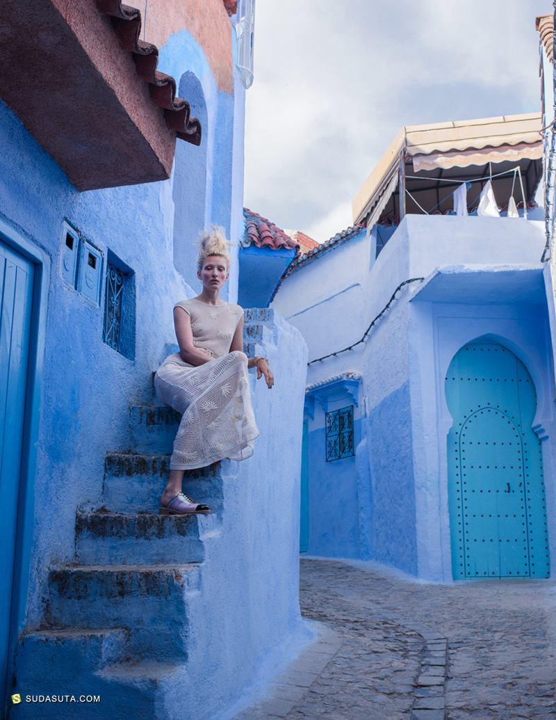 摩洛哥的童话 时尚摄影欣赏